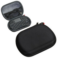Per RII i8 + Wireless 2.4Ghz Mini Tastiera Touchpad Mouse Borsa Da Viaggio Custodia Cover