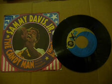 "SAMMY DAVIS JR""THE CANDY MAN-disco 45 giri MGM Ger  1970"""
