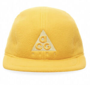 Nike Adult ACG Fleece Cap University Gold Adjustable BV1050-739