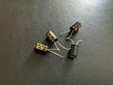 2 Black Gate F Series highest grade polar 100uF 16v capacitor -  ultra rare!