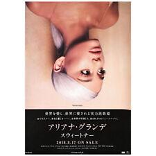 Ariana Grande Sweetner Album Cover Fabric Poster 12x12 24x24 Music B-355