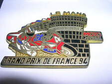 PIN'S MOTO / LE MANS / GRAND PRIX DE FRANCE 94  / MOTO JOURNAL  / SUPERBE