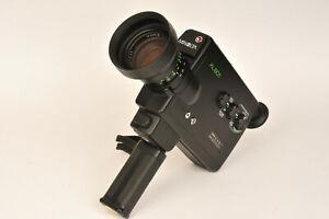 Minolta XL 601 Super 8 Cine Camera with Case -  Tested Working