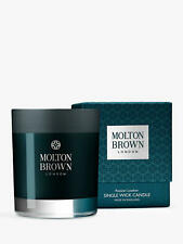 MOLTON BROWN -  Russian Leather Single Wick Candle - 180g