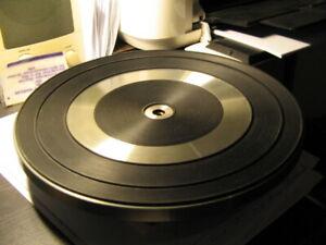 Plattenteller für Dual 1215 Plattenspieler