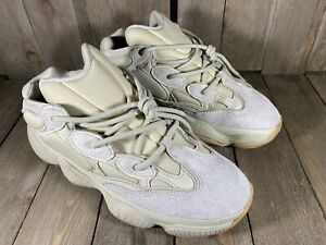 Adidas Yeezy 500 Stone FW4839 Pre Owned Size 9