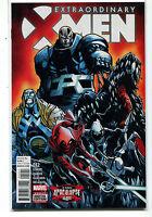 Extraordonary X-Men #12 NM X-Men Apocalypse Wars  Lemire Marvel Comics MD 11
