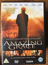 Albert Finney Benedict Cumberbatch AMAZING GRACE ~2006 True Life Drama   UK DVD