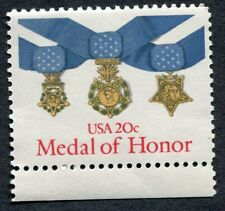 SCOTT 2045 MEDAL OF HONOR 1983 stamp MINT/MNH Excellent Condition (2-B4)