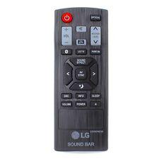 Original LG Control remoto para LAS350B 2.1 Ch 120W Barra de sonido con subwoofer con cable