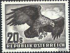 Austria 968y (edición completa) nuevo 1952 Correo aéreo