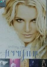 Britney Spears - The Femme Fatale Tour DVD ( brand new )