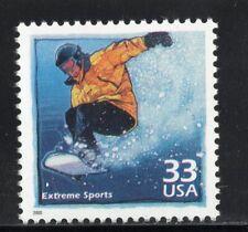 3191d * EXTREME SPORTS  *  U.S. Postage Stamp MNH