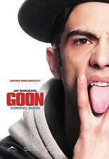 GOON Movie MINI Promo POSTER C Jay Baruchel Alison Pill Liev Schreiber
