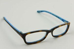 Oakley Short Cut OX1088-0153 Tortoise Plaid Prescription Baby Blue Frames