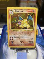 🔥 Charizard - Base Set - Pokemon 1999 - EXCELLENT! 🔥