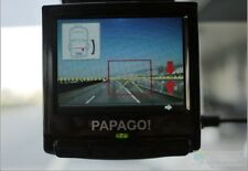 Papago P3 Car Camcorder 1080P GPS Logger CAMERA WITH SCREEN ONLY