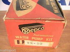 Austin Healey Sprite MG Midget Morris Minor Water Pump Kit NOS REPCO  1958-1967