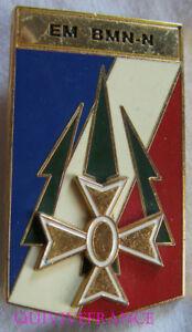 IN9602 - INSIGNE Etat Major Brigade Multi Nationale Nord, 1° D.B.