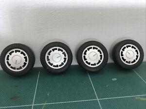 1/18 Pirelli P Slot Wheels Modified Tuning Spares? Volkswagen