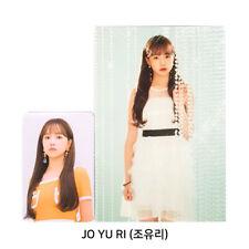 IZ*ONE IZONE - Pop Up Store Official Photocard & Photo SET - JO YU RI