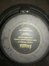 Altec 515-8G  vintage speaker great condition!