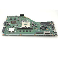 For ASUS X55VD laptop Motherboard 2GB RAM GT 610M DDR3 USB 3.0 Main Board