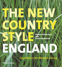 The New Country Style: England: Inspiration for Modern Living, 0500512906, New B