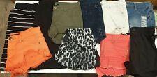 10x Womens Shorts/Skirts Size 6/XS