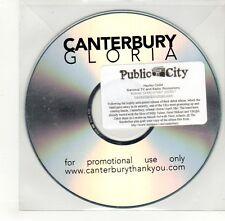 (GO408) Canterbury, Gloria - DJ CD