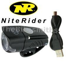 Niterider Swift 500 Lumens Head Light Bright Night Commuter Safety Bike USB