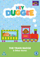 Hey Duggee: The Train Badge and Other Stories DVD (2017) Grant Orchard cert U