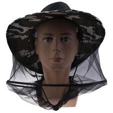 Sunscreen Outdoor Cap Midge Mosquito Insect Fishing Bug Mesh Head Net Face BI