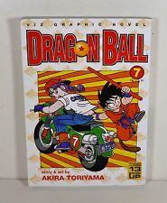 Dragon Ball - Vol. 7 Graphic Novel Manga by Akira Toriyama (Viz, Paperback)