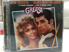 Grease - The Original Soundtrack from the Motion Picture - CD Album - Very Good