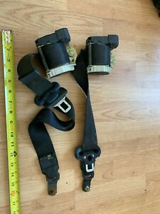 99 - 02 BMW E36/7 Z3 FRONT LEFT RIGHT SEAT BELT RETRACTOR OEM