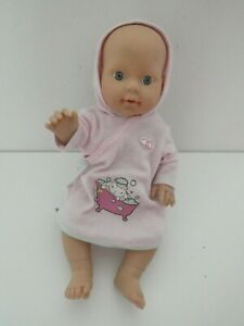 BABY ANNABELL DOLL  IN OUTFIT - CRIES AND VIBRATES    2010   (2)