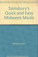 QUICK EASY MIDWEEK MEALS _p by Sweetser, Wendy. Book The Fast Free Shipping