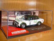 SEAT 124 1800 16V CARLOS SAINZ 1:43 SANTA TERESA 1982#4
