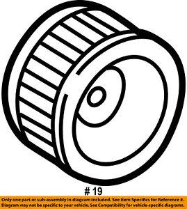 FORD OEM Evaporator Heater-Impeller BC2Z19805A