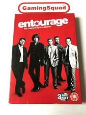 Entourage Season 4 DVD, Supplied by Gaming Squad