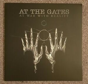 At The Gates - At War With Reality Vinyl (Century Media)