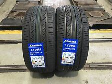 X2 225 40 18 225/40R18 92W LANDSAIL  TYRES WITH AMAZING C,C,RATINGS  VERY CHEAP