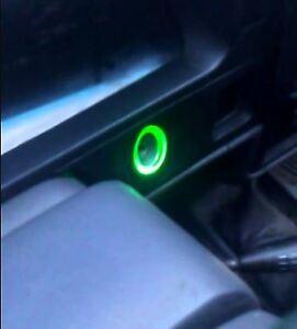 Bright Green Led IGNITION Key BARREL Light VT VX VU VY VZ VE VF Holden Commodore