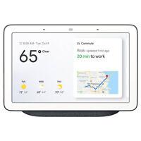 Google Home Hub with Google Assistant Charcoal - GA00515-US