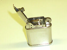 BEATTIE JET LIGHTER DOPPIA ACCENDINO CON STOPPINO & UGELLO 1950 MADE IN