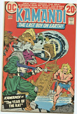 DC Comics: Kamandi #2 (1st Series) 2nd App! VF+