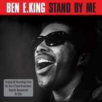 BEN E. KING - STAND BY ME 2 CD NEW!