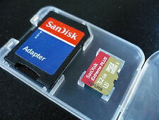 SanDisk EXTREME PLUS Class 10 32GB Micro SDHC MicroSD 32 GB SDSDQX-032G-U46A usd