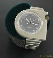 Rare LIP Mens watch  By Roger Tallon  70's Design Super cool runs Free Shipping